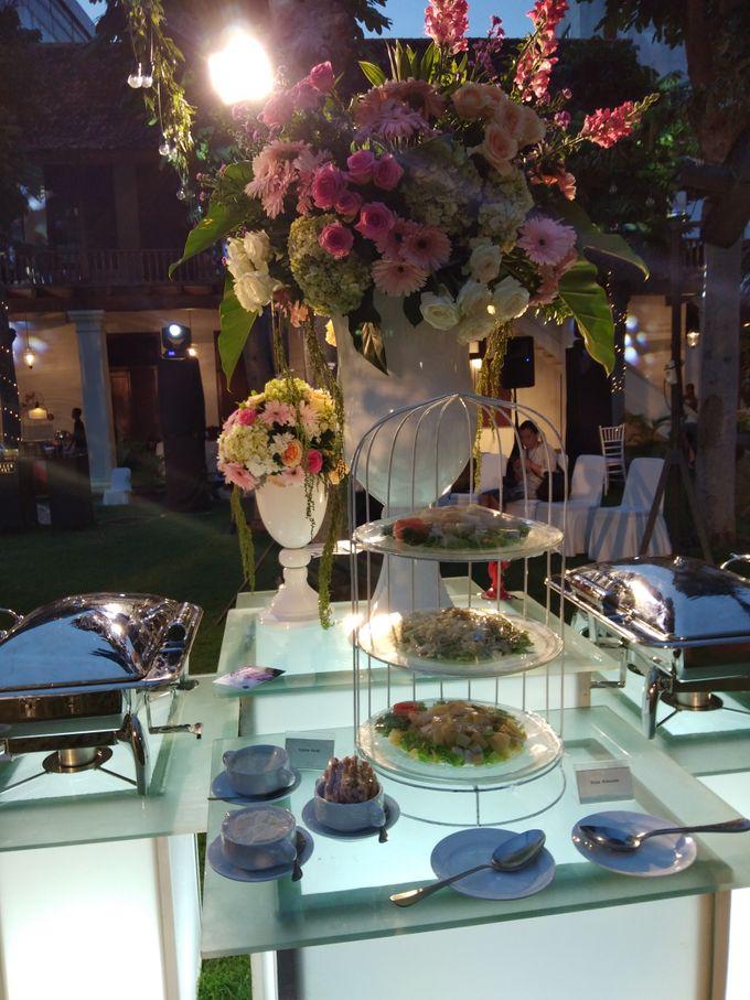 The Wedding Of Joe And Malda by Bali Indah Catering - 007