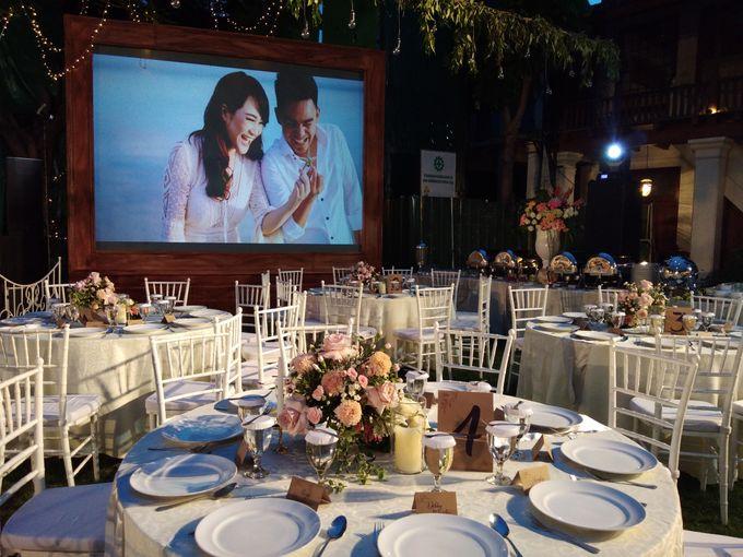 The Wedding Of Joe And Malda by Bali Indah Catering - 002