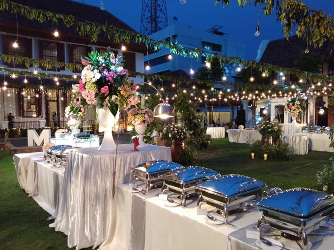 The Wedding Of Joe And Malda by Bali Indah Catering - 001