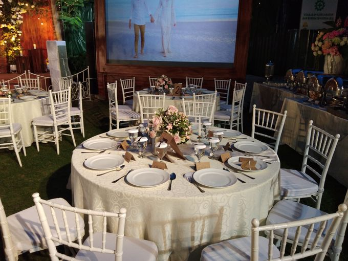 The Wedding Of Joe And Malda by Bali Indah Catering - 005