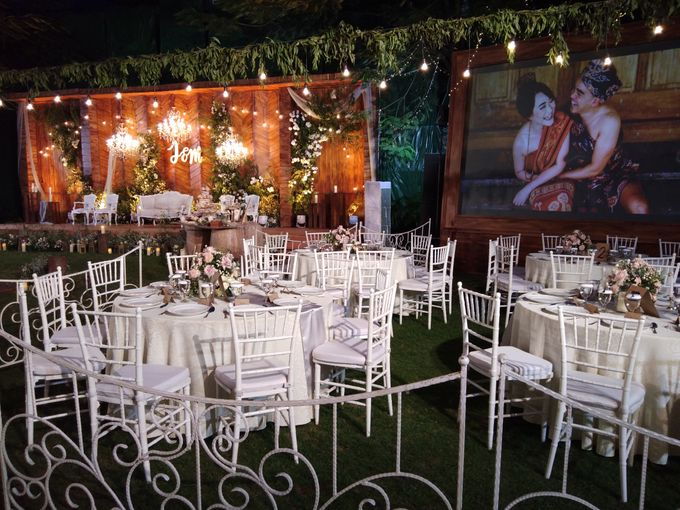 The Wedding Of Joe And Malda by Bali Indah Catering - 006