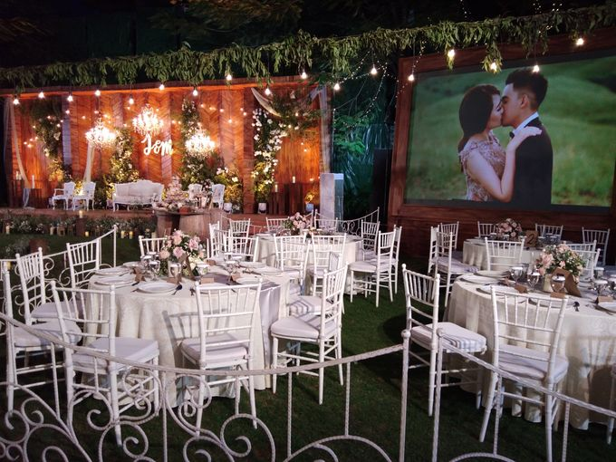 The Wedding Of Joe And Malda by Bali Indah Catering - 003