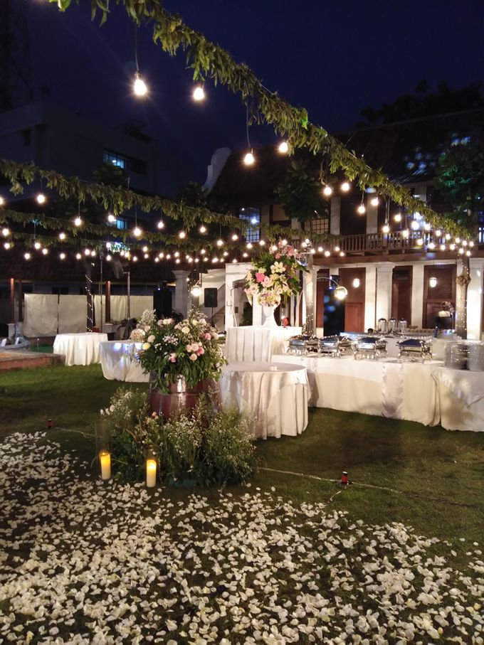 The Wedding Of Joe And Malda by Bali Indah Catering - 004