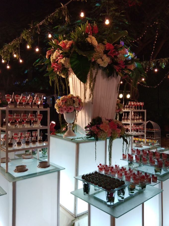 The Wedding Of Joe And Malda by Bali Indah Catering - 008