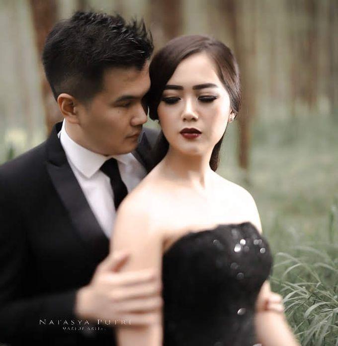 Pre-wedding Makeup by Natasya Putri Makeup Artist - 002