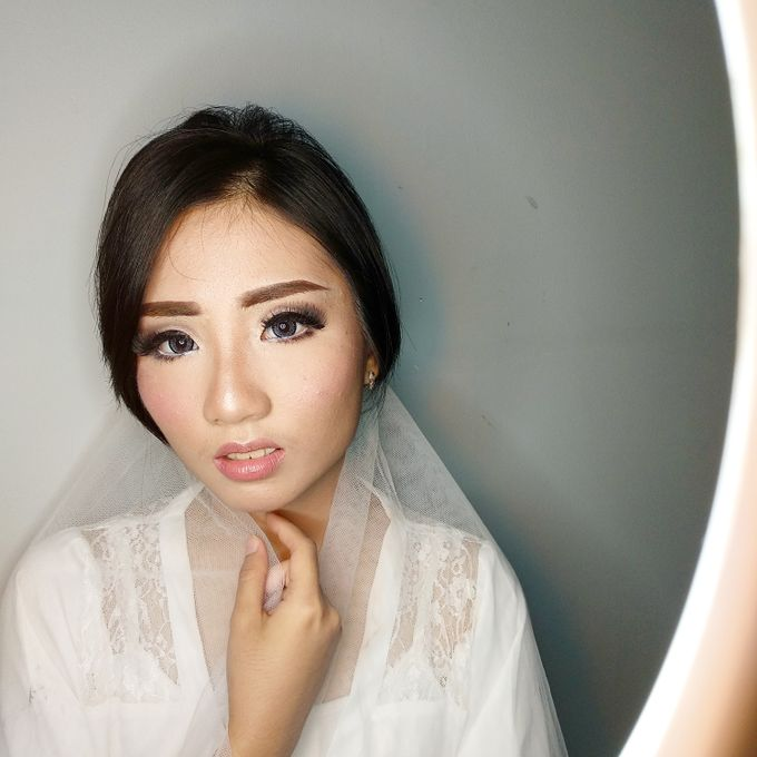 Wedding Makeup by nisarosa_house - 002
