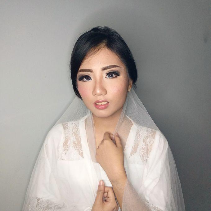 Wedding Makeup by nisarosa_house - 001