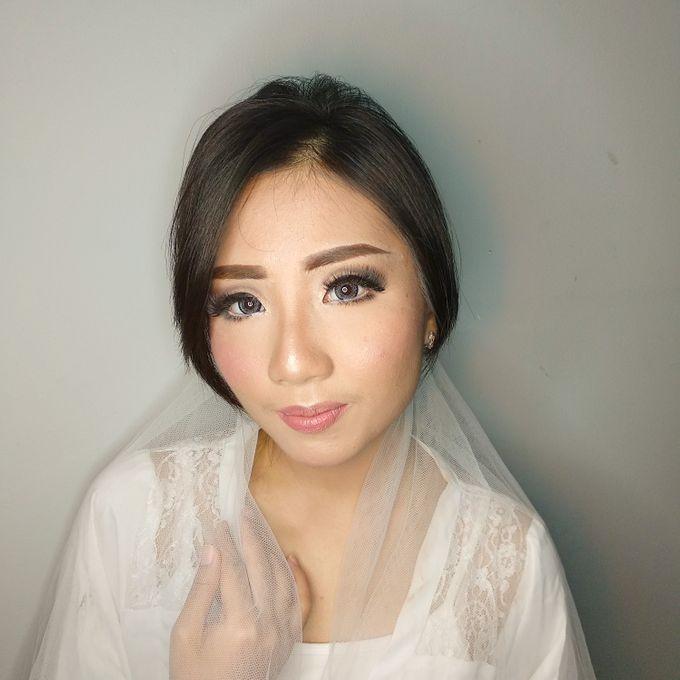 Wedding Makeup by nisarosa_house - 006
