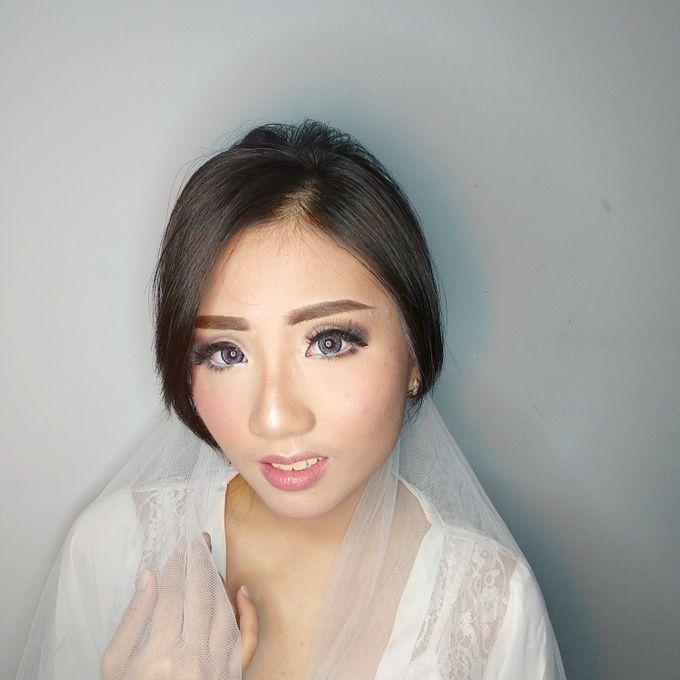 Wedding Makeup by nisarosa_house - 005