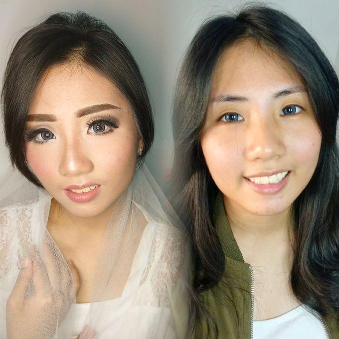 Wedding Makeup by nisarosa_house - 004