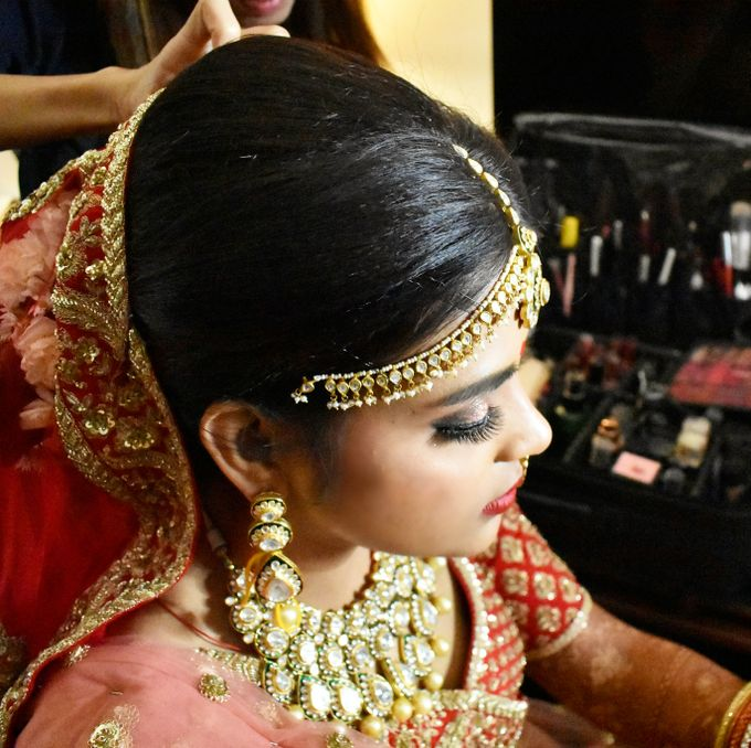 Beautiful Brides by Makeup by Lavina - 013