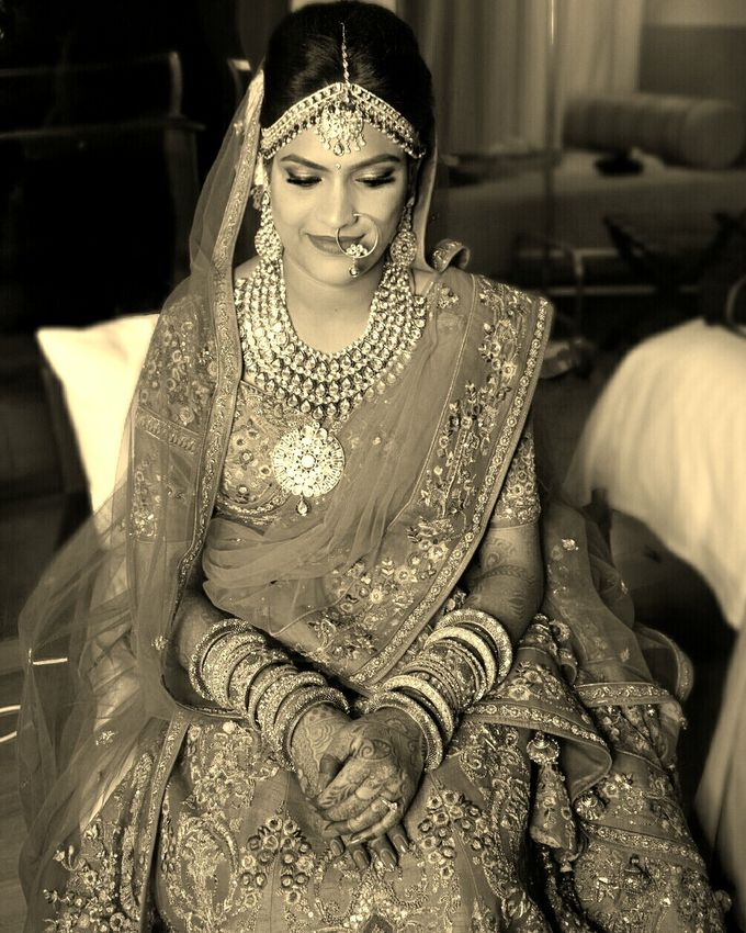 Bridal Makeup by Makeup by Lavina - 029