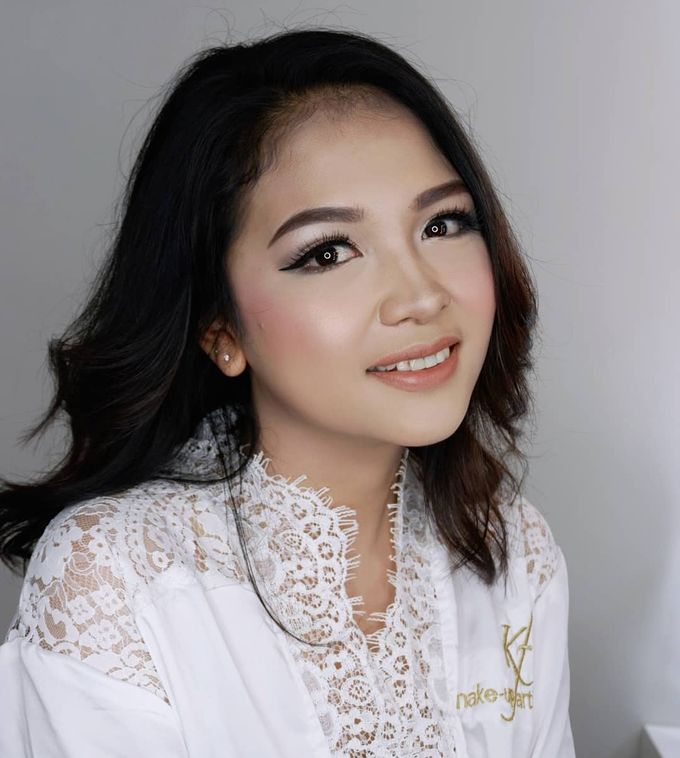 Makeup Trial for Ibeth by Kezia Francesca - 001