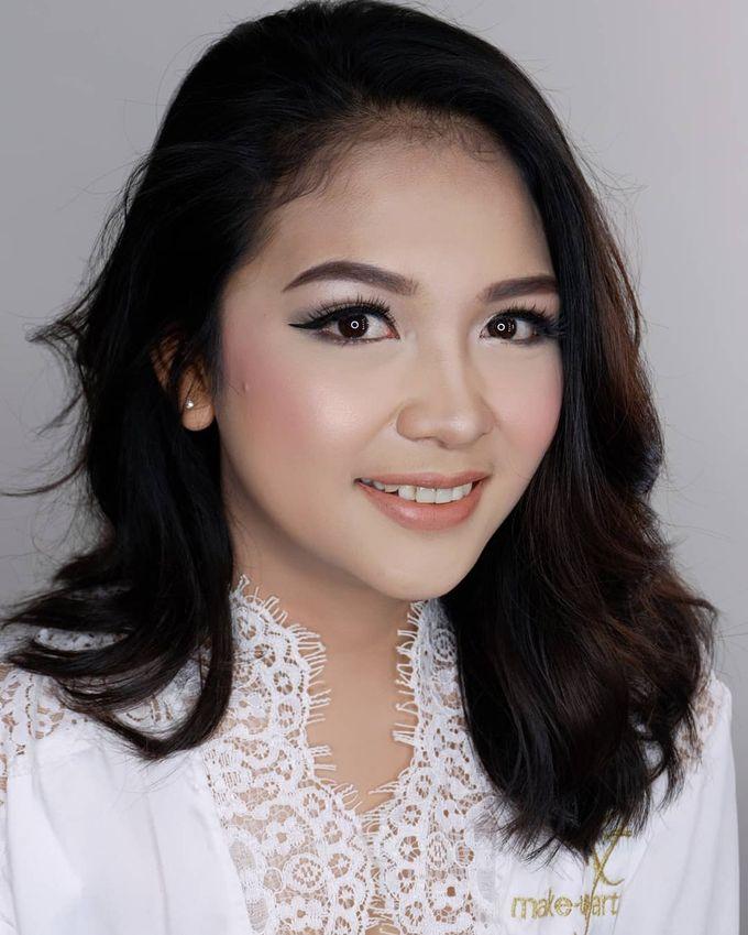 Makeup Trial for Ibeth by Kezia Francesca - 002
