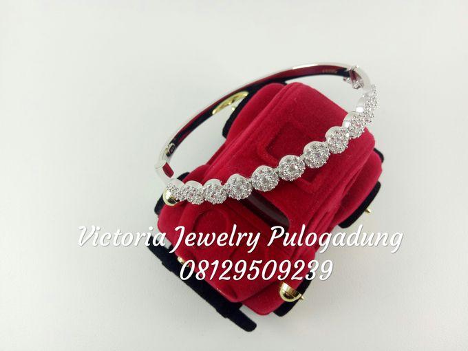Gelang Berlian Elegant by Victoria Jewelry - 002