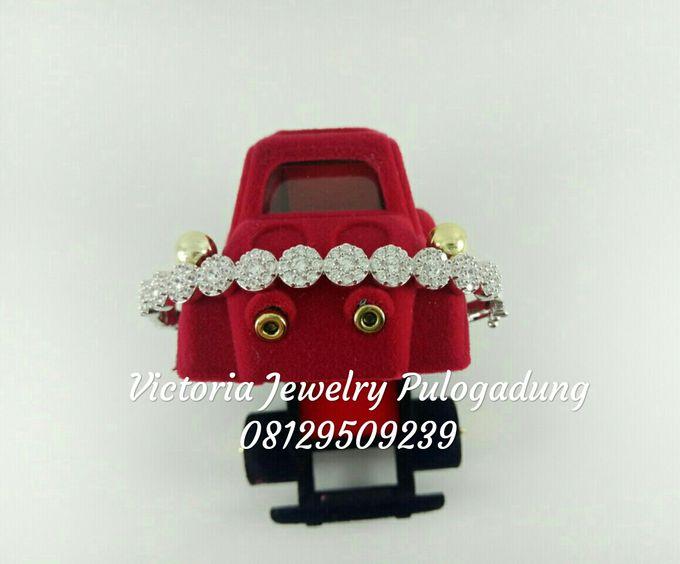Gelang Berlian Elegant by Victoria Jewelry - 001
