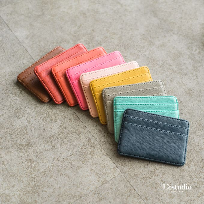 Favor & Gifts: Card Holder & Pouches by L'estudio - 008