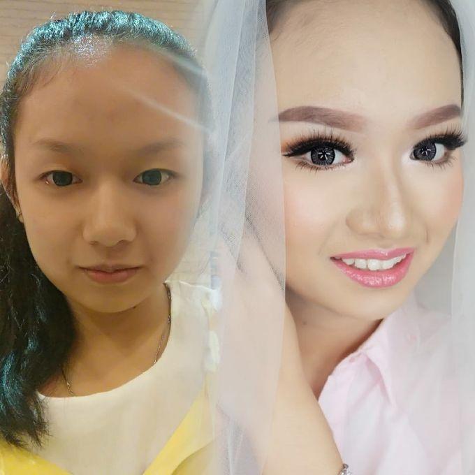 Bride Makeup by Desy Lestari Makeup - 001