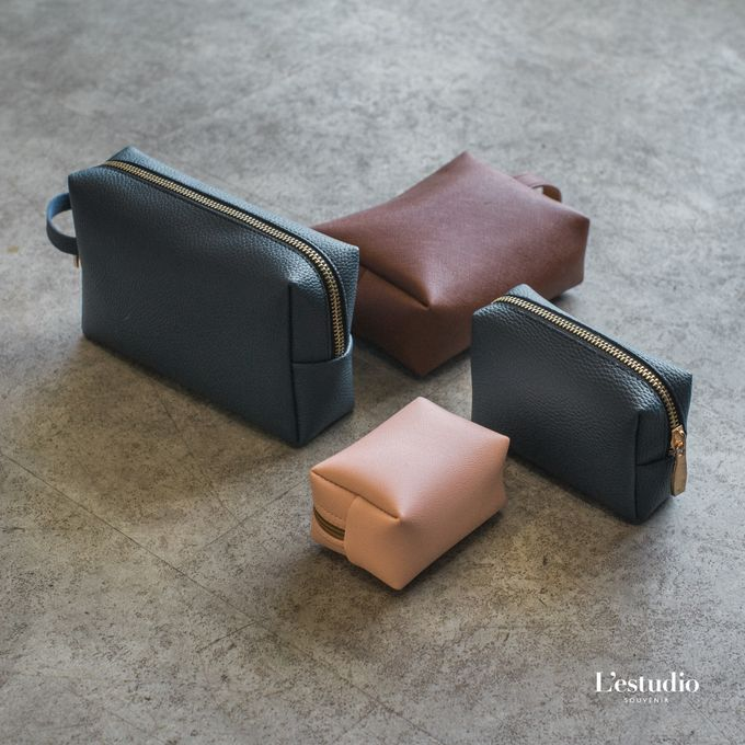 Favor & Gifts: Card Holder & Pouches by L'estudio - 006