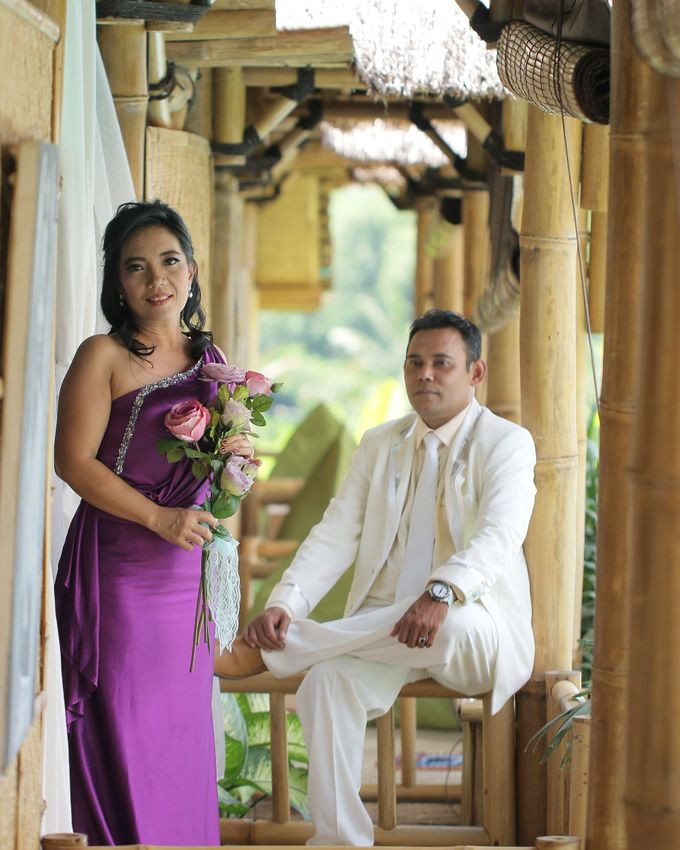 Gown Rental by Honey Wedding & Event Bali - 010