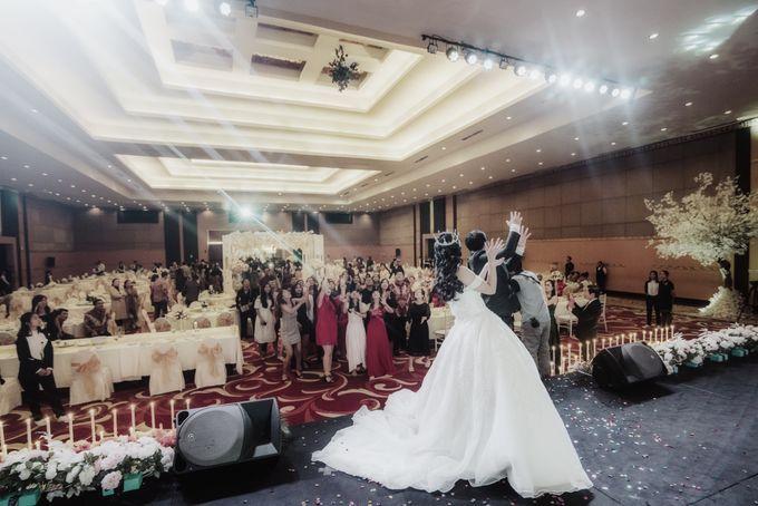 The Royal Wedding Of Kinanta & Anastascya by Honey Wedding & Event Bali - 005