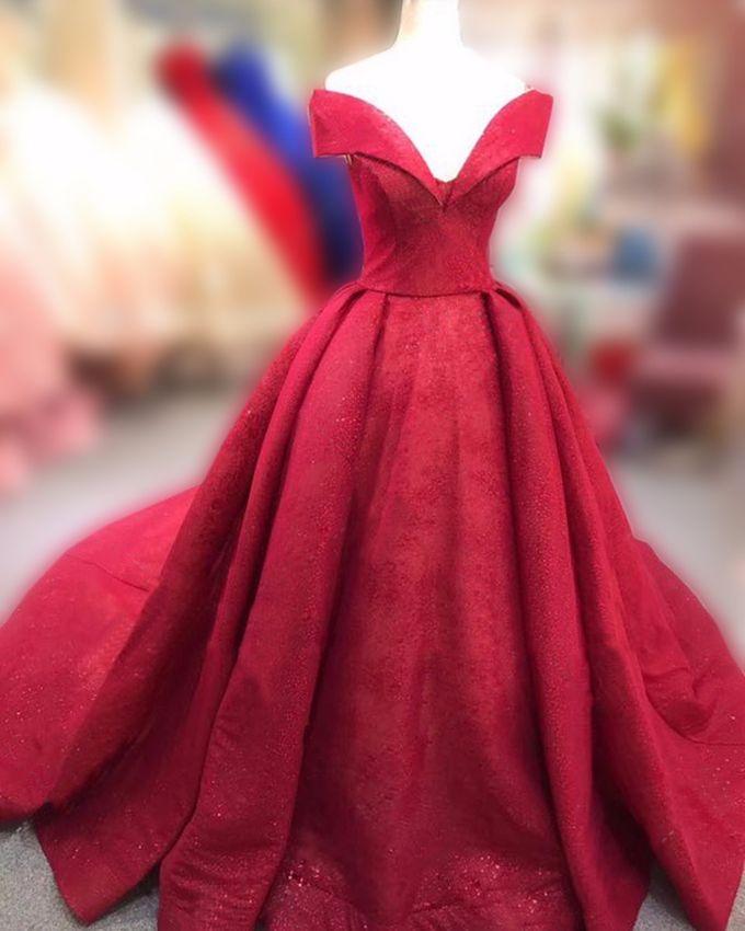 Sale And Rent Wedding Dress by Sewa Gaun Pesta - 004