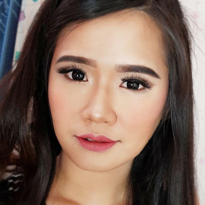 Sister Makeup by Juny Veniera Makeup Artist - 002