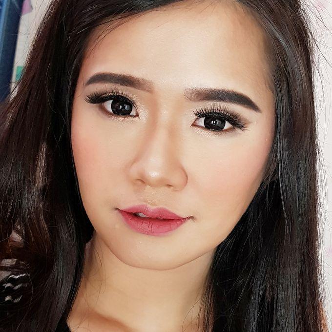 Sister Makeup by Juny Veniera Makeup Artist - 005