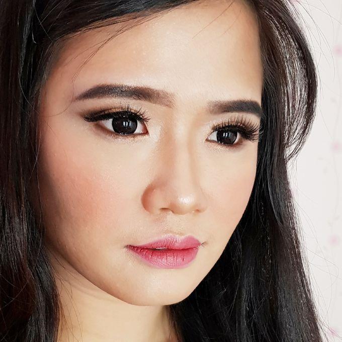 Sister Makeup by Juny Veniera Makeup Artist - 003
