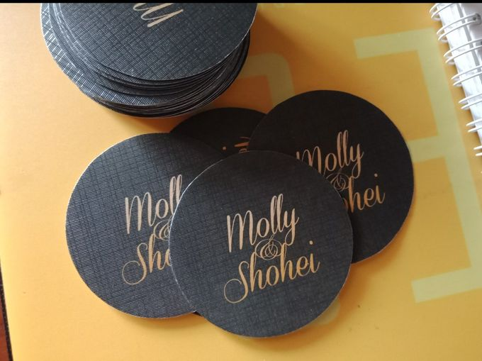 Molly and Shohei Wedding by Gees Production - 004