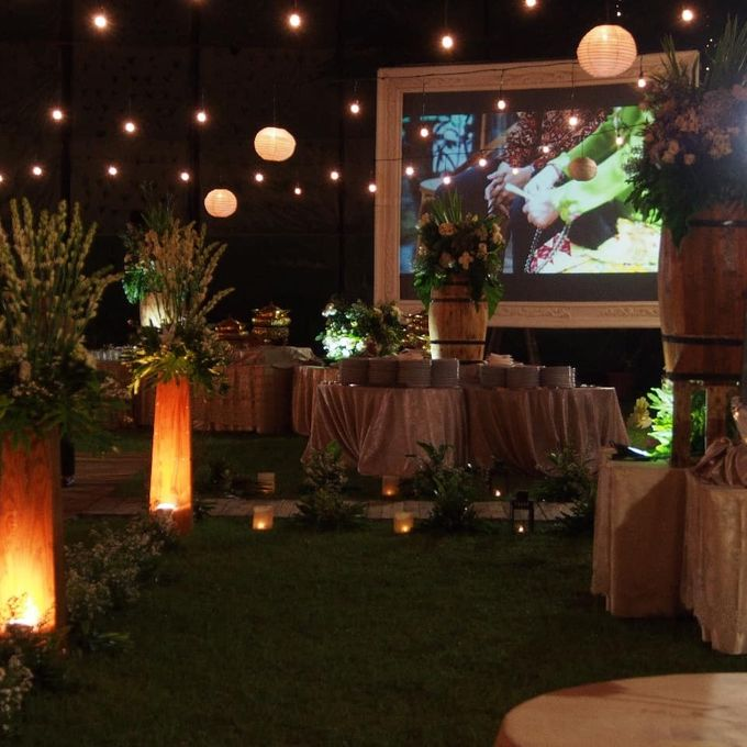 Wedding Gedung Arsip by SOUNDSCAPE - BOSE Rental Audio Professional - 002