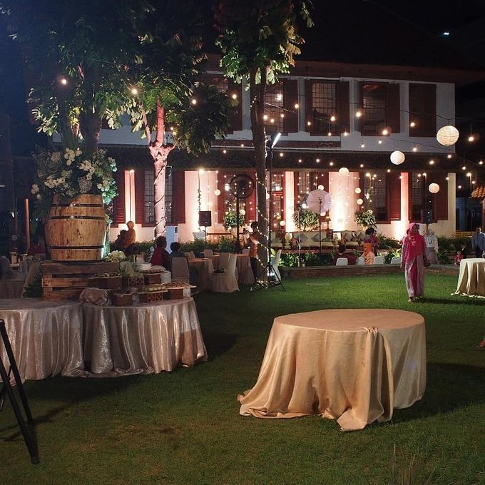Wedding Gedung Arsip by SOUNDSCAPE - BOSE Rental Audio Professional - 005