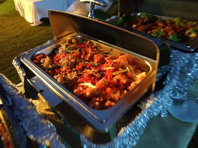 Simple Dinner by Excelsior Bali Catering - 011