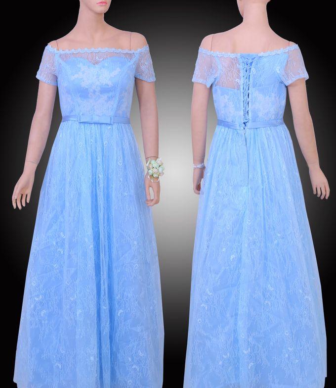 Bridesmaid Dress Disewakan by Sewa Gaun Pesta - 019