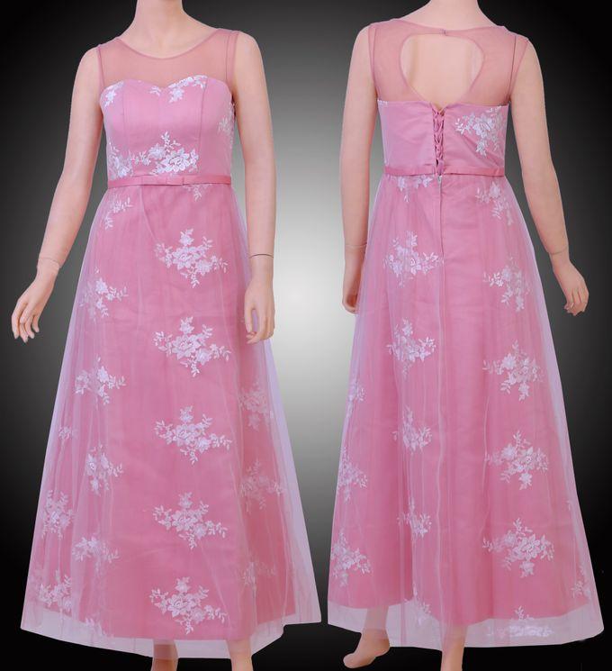 Bridesmaid Dress Disewakan by Sewa Gaun Pesta - 018