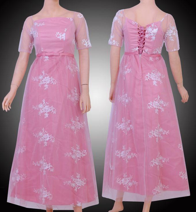 Bridesmaid Dress Disewakan by Sewa Gaun Pesta - 014