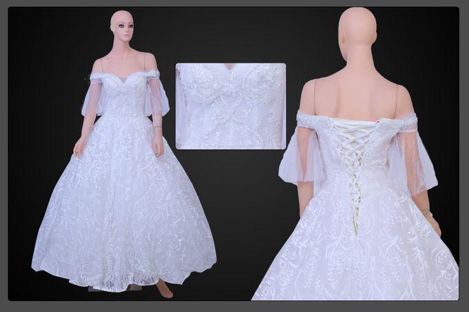 Sale And Rent Wedding Dress by Sewa Gaun Pesta - 012