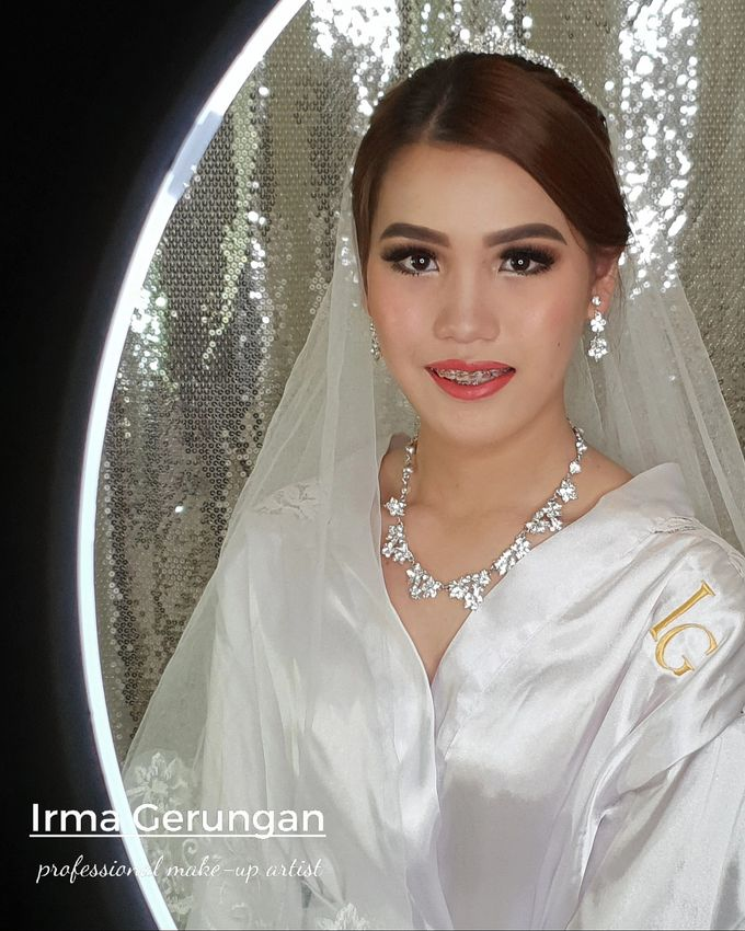 Wedding Makeup by Irma Gerungan Makeup Artist - 019