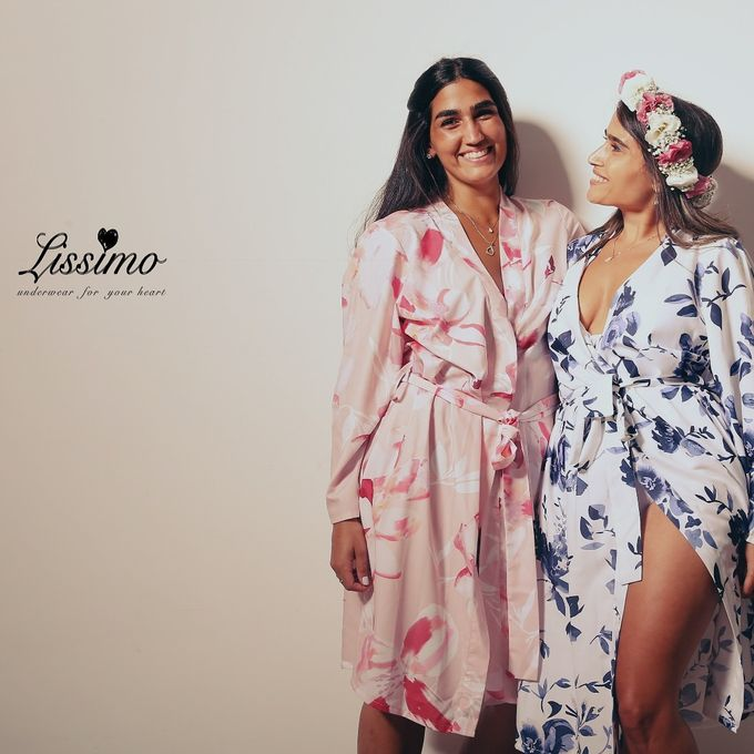 Bridal ROBES by LISSIMO - 009