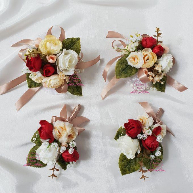 Wristband Flower Corsage by Belfiore Florist - 003