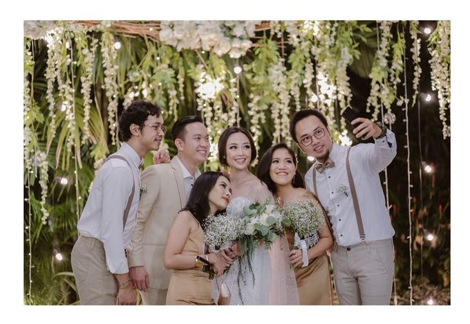 The Wedding Of David & Yessy by Thepotomoto Photography - 006