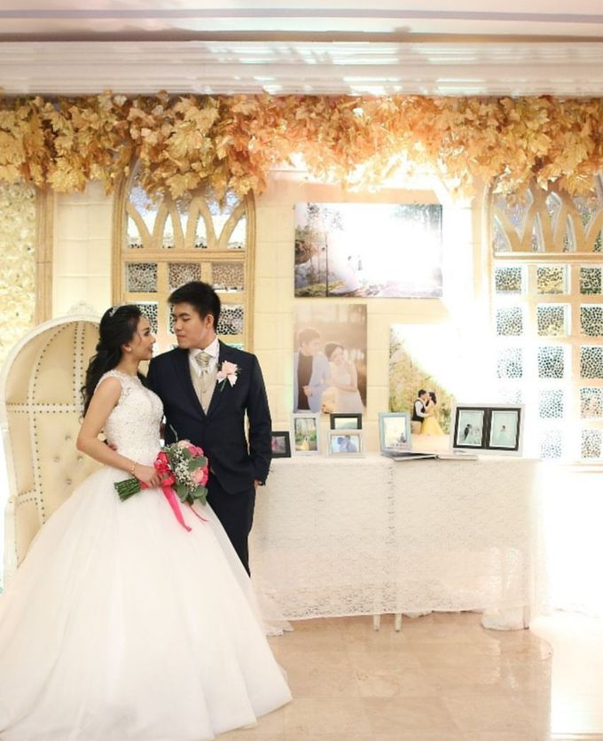 The Wedding Of Alvin & Angelia by Le Grandeur Mangga Dua Hotel - 003
