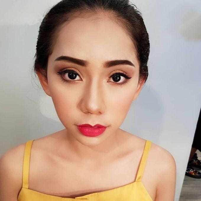 Photoshoot Makeup by Juny Veniera Makeup Artist - 006