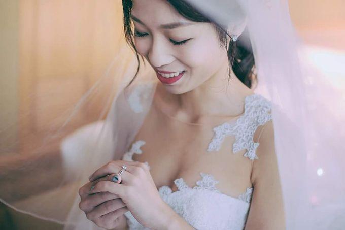 Bride Siang Ting ❤️ by Shino Makeup & Hairstyling - 001