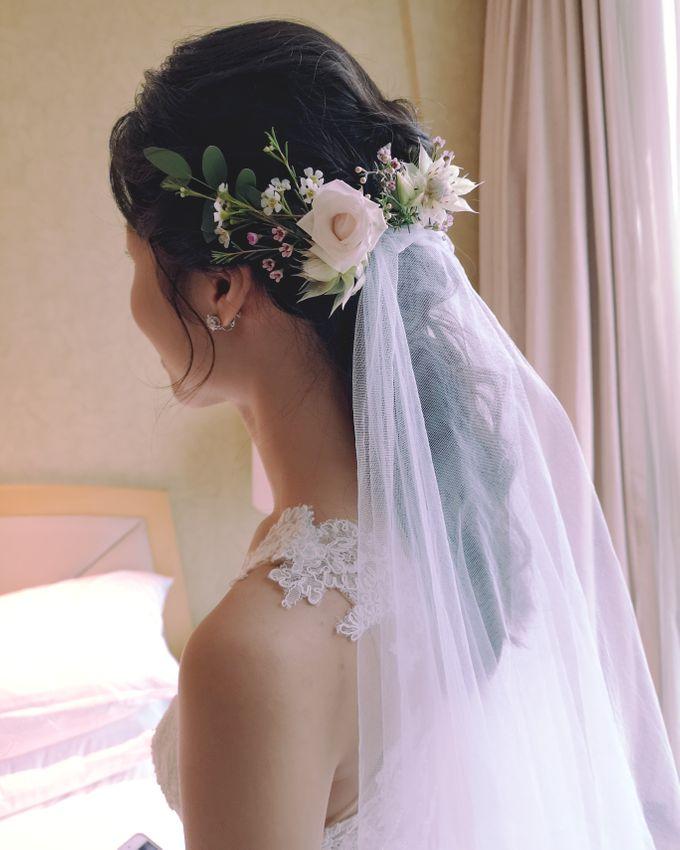 Bride Siang Ting ❤️ by Shino Makeup & Hairstyling - 003