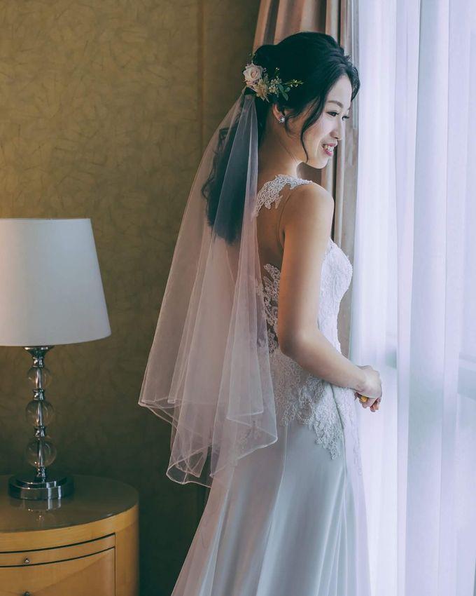 Bride Siang Ting ❤️ by Shino Makeup & Hairstyling - 002
