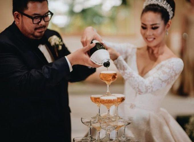 The Wedding of Raymond + Meigina by SAS designs - 002