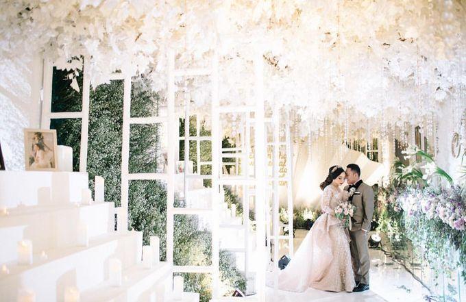 The Wedding Of Anje + Abel by Meltiq Invitation - 002