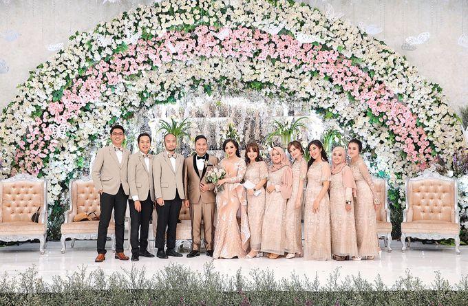 The Wedding Of Anje + Abel by Meltiq Invitation - 003