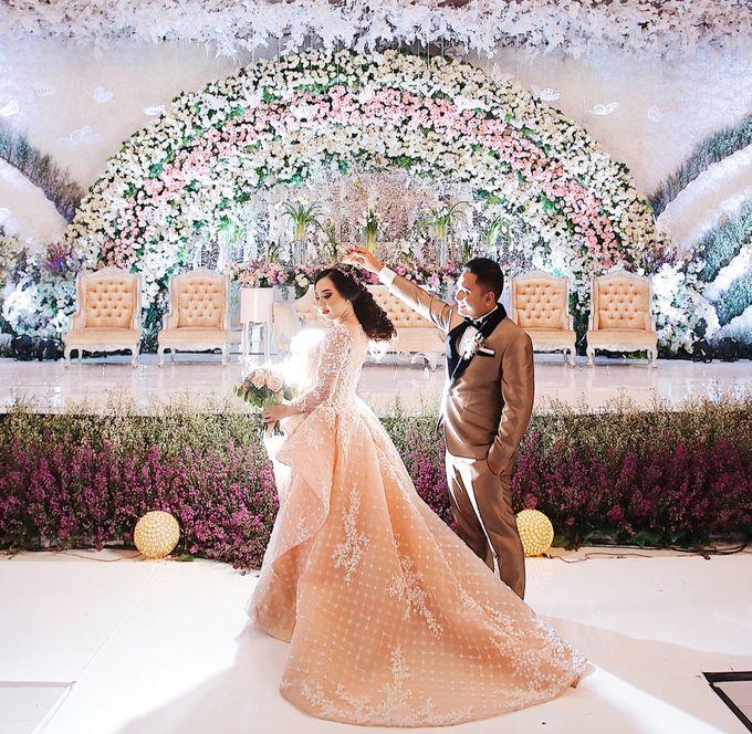 The Wedding Of Anje + Abel by Meltiq Invitation - 012